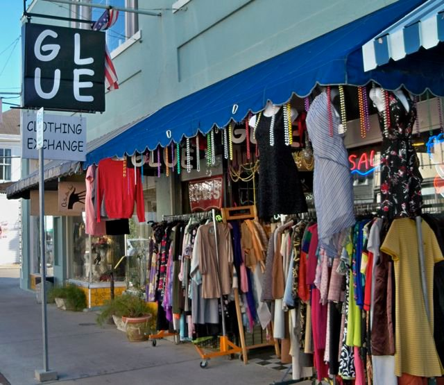 GLUE Clothing Exchange | New Orleans' Largest Clothing ...